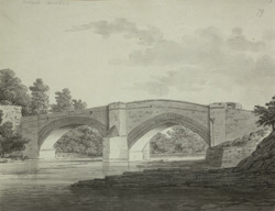 Bishop Auckland, Bridge f.79